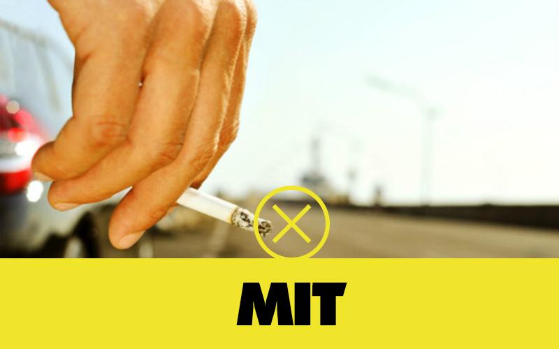 jak rzuce papierosy to przytyje