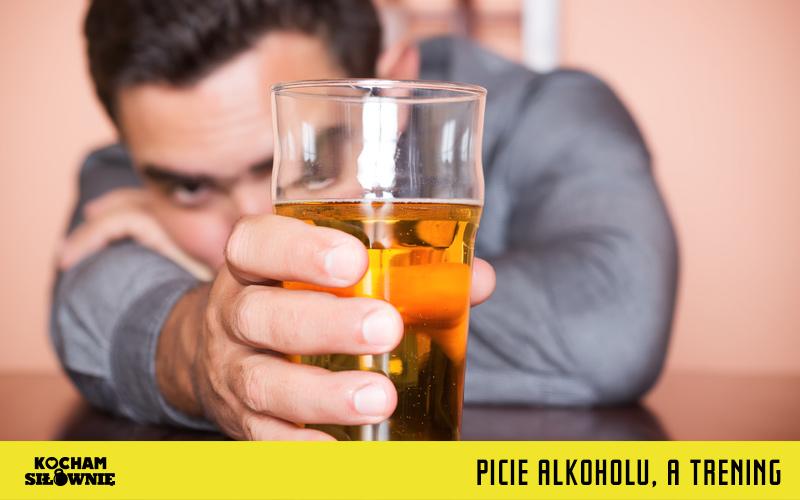 alkohol-trening