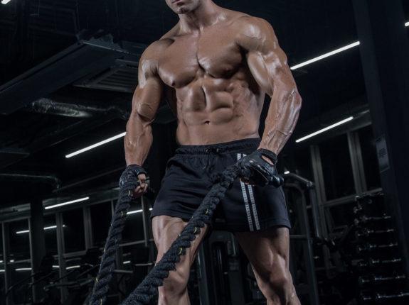 trening strongmanów