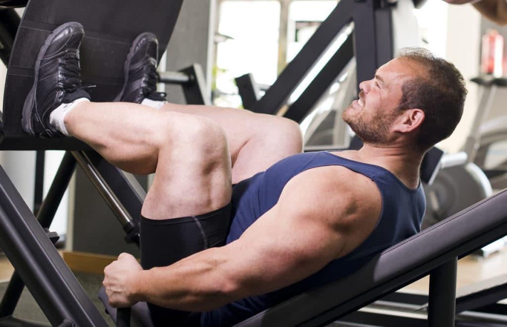 trening nóg plan treningowy